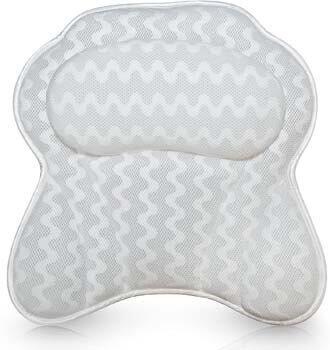 1. Luxurious Bath Pillow for Women & Men