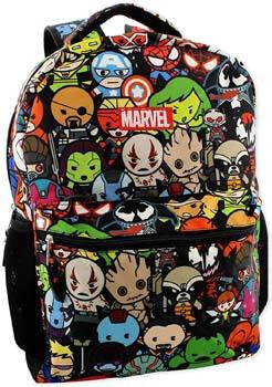 1. Marvel Kawaii Avengers Boys Girls 16