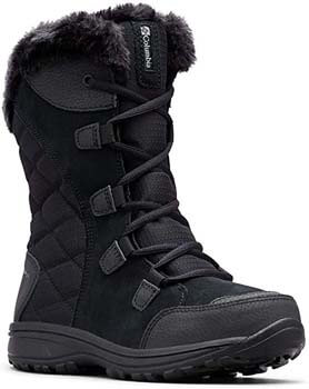 1. Columbia Women's Ice Maiden II Boot