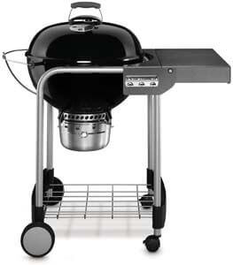 8. Weber 15301001 Performer Charcoal Grill, 22-Inch