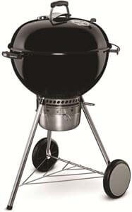 3. Weber 14501001 Master-Touch Charcoal Grill, 22-Inch, Black