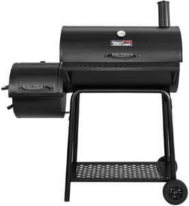 6. Royal Gourmet CC1830F Charcoal Grill with Offset Smoker