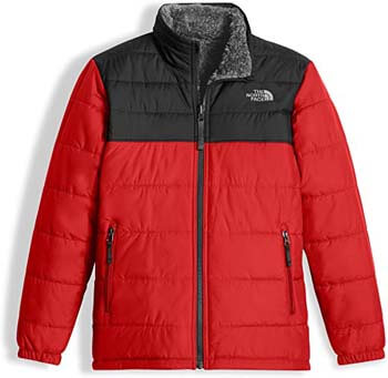 2. The North Face Boy's Reversible Mount Chimborazo Jacket