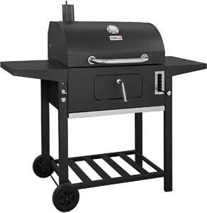 1. Royal Gourmet CD1824A Charcoal Grill, BBQ Outdoor Picnic, Camping, Patio Backyard Cooking