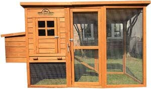 6. Pets Imperial Monmouth Large Chicken Coop 6ft 7
