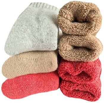 8. Women's Super Thick Wool Socks
