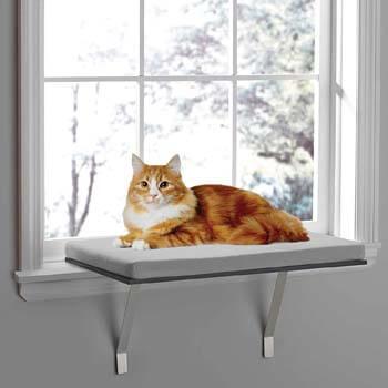 7. TRM Deluxe Pet Cat Window Seat Perch