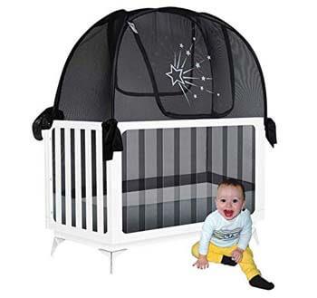 5. Aussie Cot Net Baby Crib Safety Tents