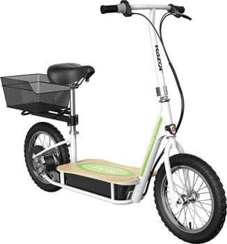 8. Razor EcoSmart Metro Electric Scooter For Adults