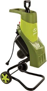 5. Sun Joe CJ601E-RM Chipper Joe 14 Amp Electric Wood Chipper/Shredder