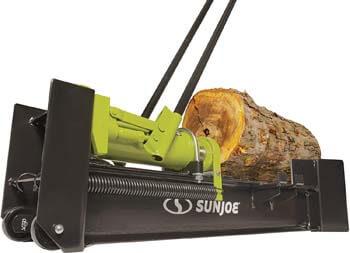 6. Sun Joe LJ10M 10-Ton Hydraulic Log Splitter: