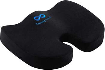 2. Everlasting Comfort Seat Cushion for Office Chair