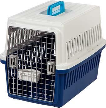 2. IRIS Medium Deluxe Pet Travel Carrier