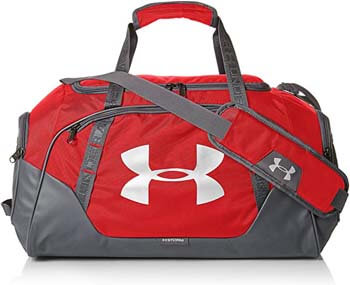 5. Under Armour Undeniable Duffle 3.0 Gym Bag