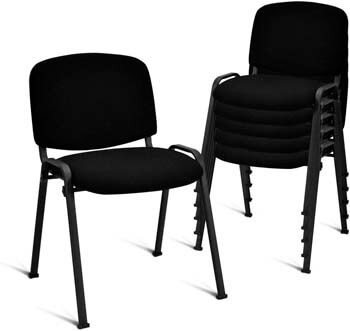 1. Giantex Set of 5 Conference Chair