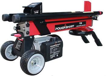 4. PowerSmart PS90 6-Ton 15 Amp Electric Log Splitter: