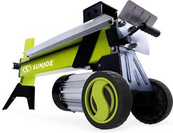 7. Sun Joe LJ602E 5-Ton 15-Amp Electric Log Splitter:
