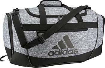 3. adidas Defender III Small Duffel Bag