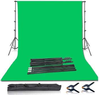 4. Emart Photo & Video Studio - Backdrop Stand Kits