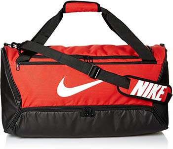 4. Nike Brasilia Training Medium Duffle Bag