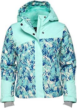 6. Arctix girls Girls Suncatcher Insulated Winter Jacket