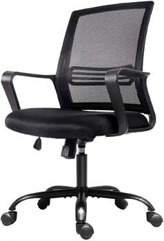 5. Smugdesk Office Chair with Armrests