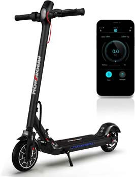 6. Hurtle Folding Electric Scooter for Adults
